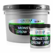 Grotek - Monster Grow Pro 18-36-1, Grotek Supplements, IncrediGrow, IncrediGrow - Grow, Cannabis, Microgreens, Fertilizer, Calgary, Airdrie, Quickgrow, Amazing, Ecolighting,