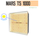 Mars TS 1000 LED Grow Light (2.5x2.5)
