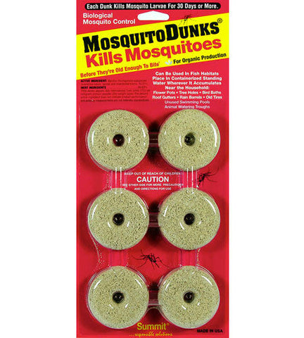 Mosquito Dunks, Control Products & Foilar Sprays, IncrediGrow, IncrediGrow - IncrediGrow