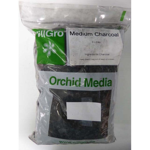 Charcoal medium Orchid Media 3L, Propagation & Growing Mediums, IncrediGrow, IncrediGrow - IncrediGrow