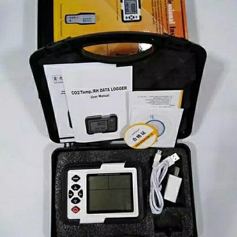 CO2 Monitor (HT-2000)