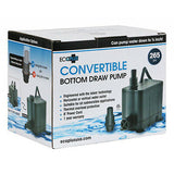 EcoPlus - Convertible Bottom Draw Pump