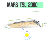 Mars TSL 2000 LED Grow Light (2x4)