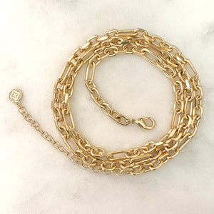 Monaco Link Chain Necklace