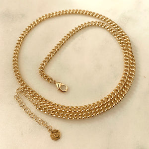 Kate Curb Chain Necklace