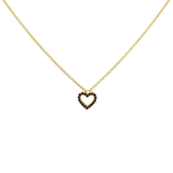 Heart Necklace - Gold - Goldoni Milano