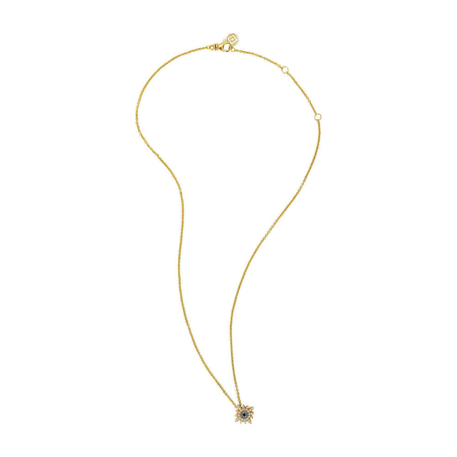 Sun Necklace - Gold-Goldoni Milano