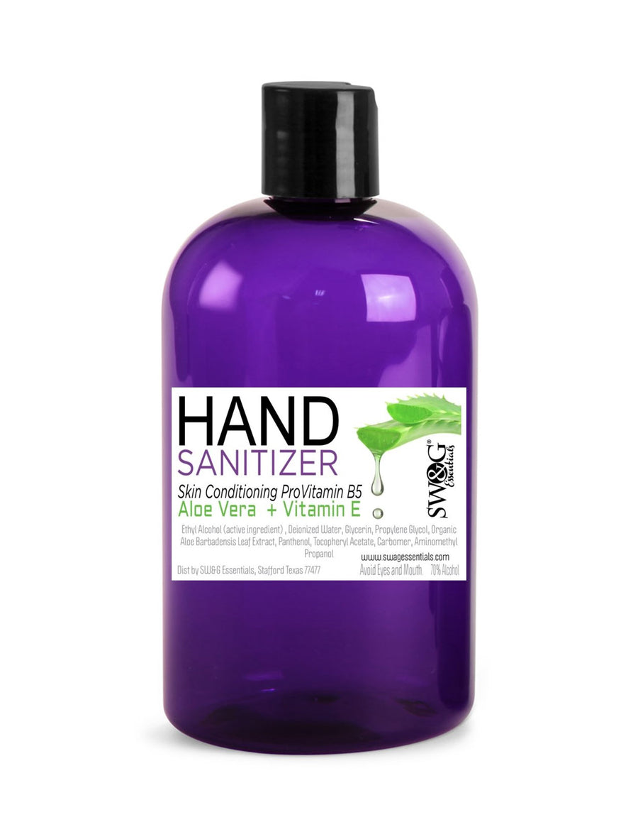 ProVitamin B5 Hand Sanitizer