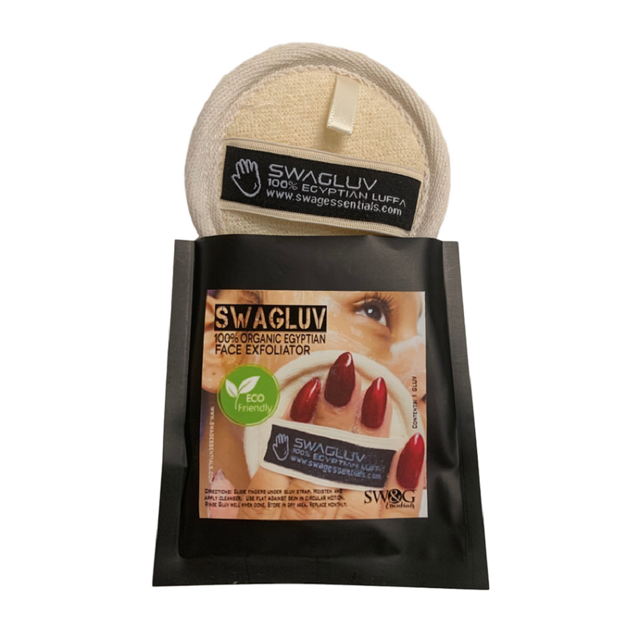 SWAGLUV MicroBuff Glove for Face