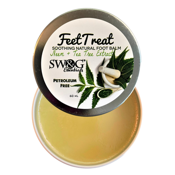 Feet Treat™ Balm- w/ Neem Oil