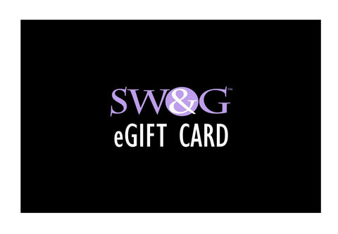 SW&G® Gift Card - Soaps Washes And Grooming Essentials