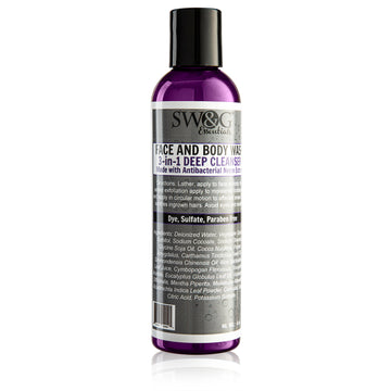 SW&G® Wash - Face and Body