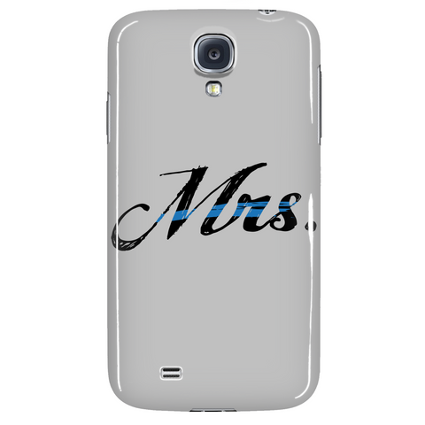 Mrs. LEO Cell Phone Case