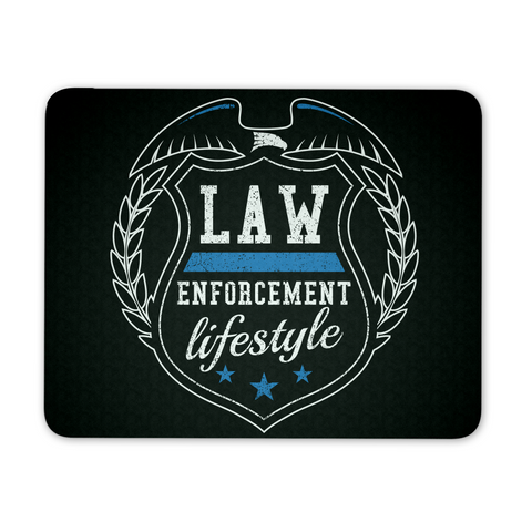 LEL Shield Mousepad