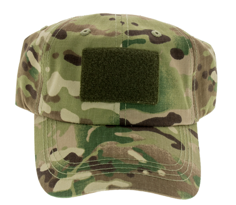 Tactical Snapback Hat - Camo