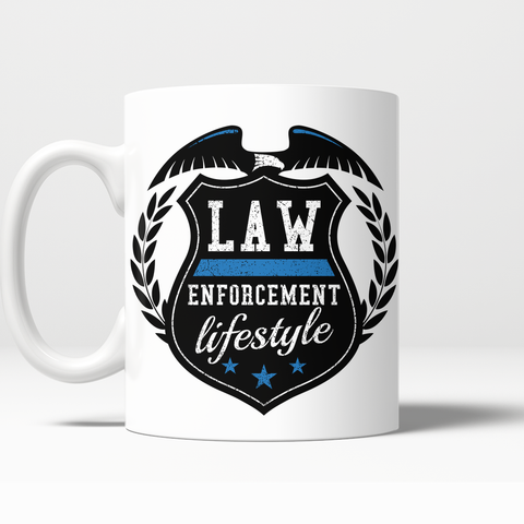 LEL Shield Mug