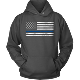 Thin Blue Line Flag Shirt
