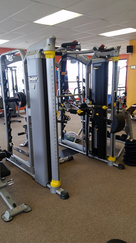 Hoist Mi7 Functional Training System @spartanfitequip