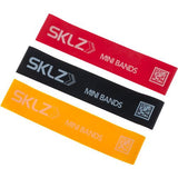 SKLZ Mini Loop Bands (Set of 3)