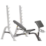 Hoist 4000-02 Preacher Curl Option