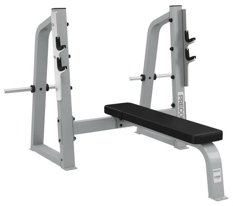 Precor 408 Olympic Bench