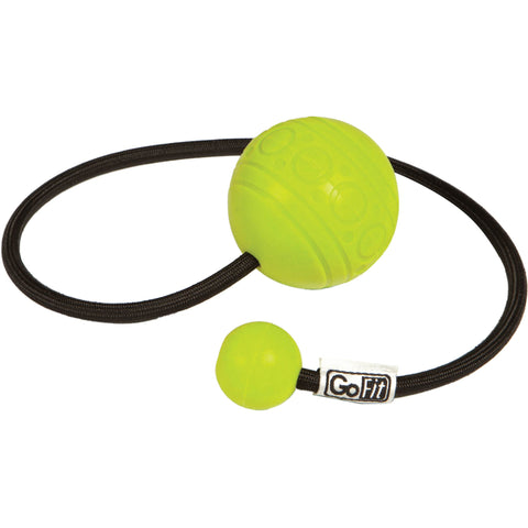 GoFit Massage Ball on a Rope