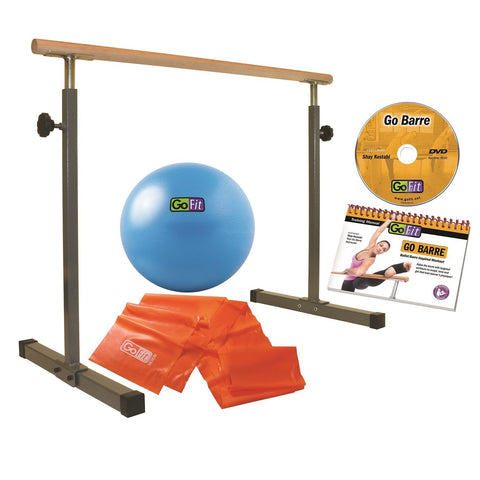 GoFit Go Barre Workout Complete Kit