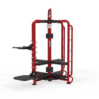 Hoist MCS-8001 Motion Cage Circuit Training System