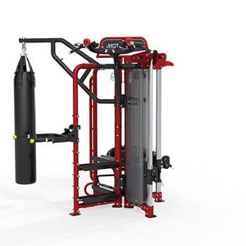 Hoist MCS-8004 Motion Cage Circuit Training System