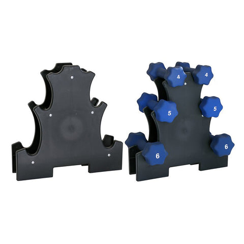 3 Pair Dumbbell Rack