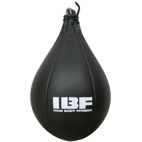 "IBF 10""×7"" Synthetic Speed Bag"