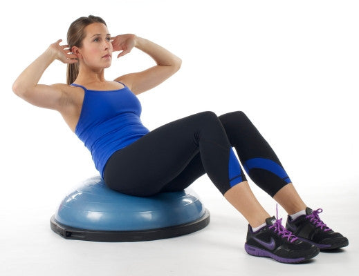 Bosu 174 Balance Trainer With Free Workout Video Spartan