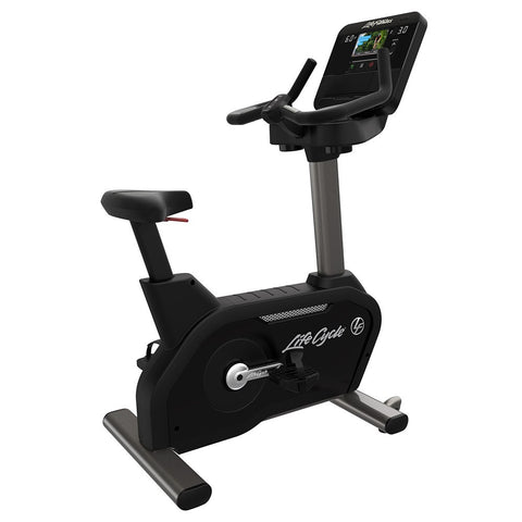 Life Fitness Club Series+ Plus Upright Cycle