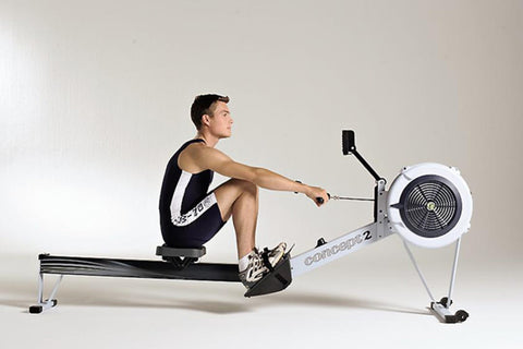 Concept 2 Model D >> Concept 2 Model D Rower Spartan Fitness