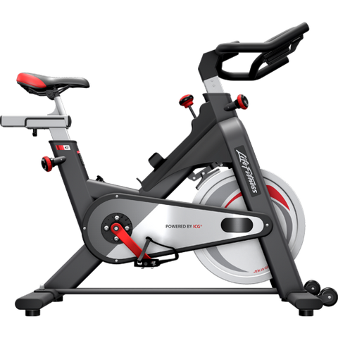 Life Fitness IC2 Indoor Cycle with Console