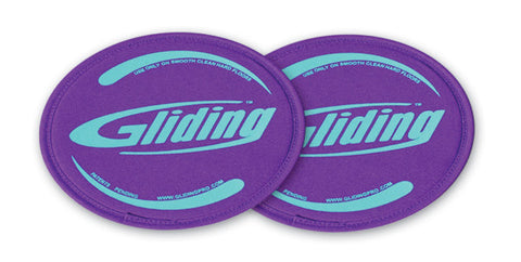 Gliding Discs For Hard Floors