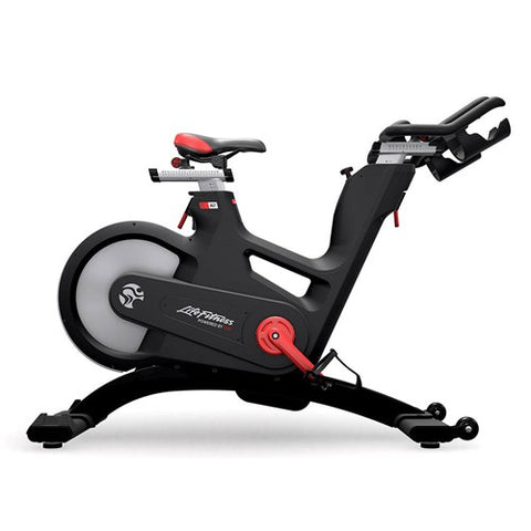 LIFE FITNESS IC7 INDOOR CYCLE W/CONSOLE