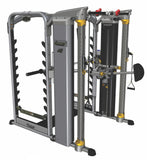 Hoist Mi7 Dual Smith Machine and Functional Trainer