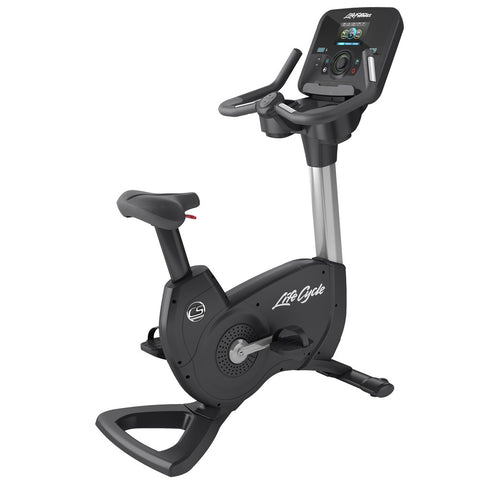 Life Fitness Platinum Club Series Upright Cycle