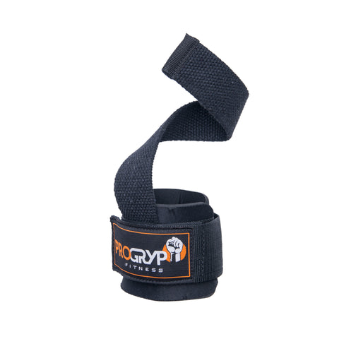 ProGryp DELUXE COTTON LIFTING STRAPS