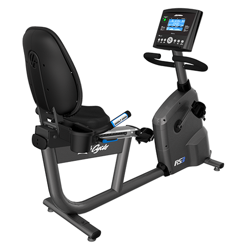 Life Fitness RS3 Recumbent Cycle