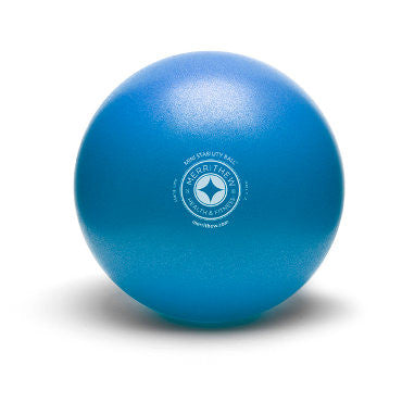 "Mini Ab Ball 7.5"" Blue"