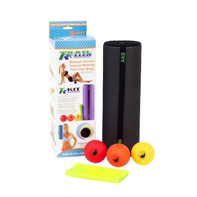 Travel Roller Acupressure Kit