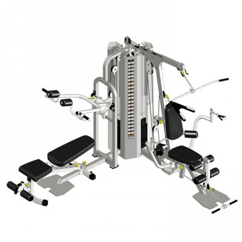 VO3 Fitness Home Gym 3