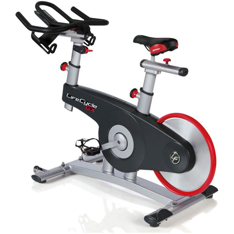Life Fitness GX Indoor Cycle W/ Console  FLOOR MODEL ST. JOHN'S NFLD
