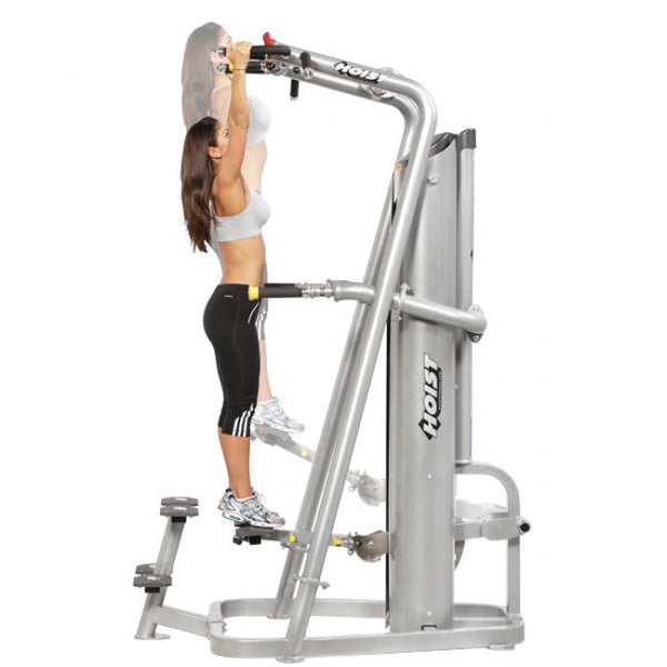 Hoist Gym Equipment Weight: Hoist Roc-It RS-1700 Assisted Chin/Dip