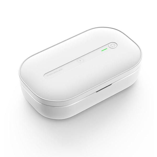 GearSpa UV Phone Sanitizer Box with Wireless Charging