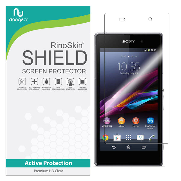 Sony Xperia Z1 Screen Protector