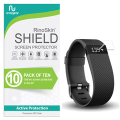 [10-Pack] Fitbit Charge / Charge HR Screen Protector
