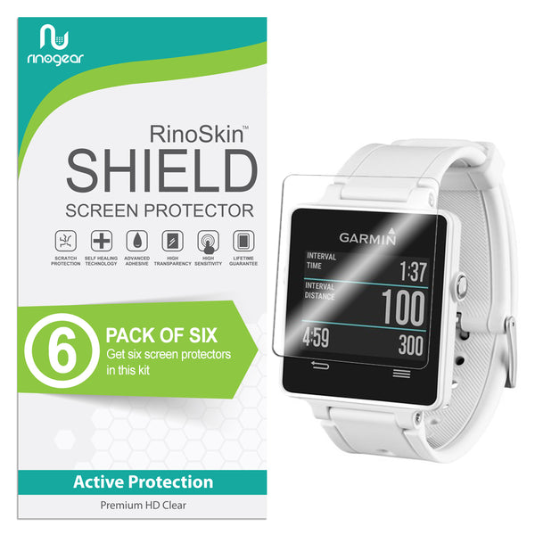 [6-Pack] Garmin Vivoactive Screen Protector